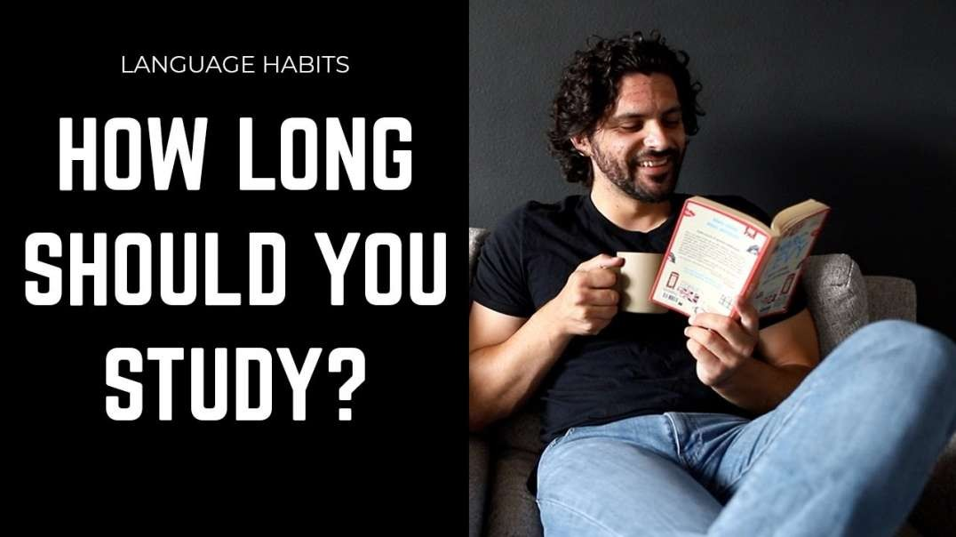 How Long Should You Study A Language Each Day? | Polyglot Language Learning Tips