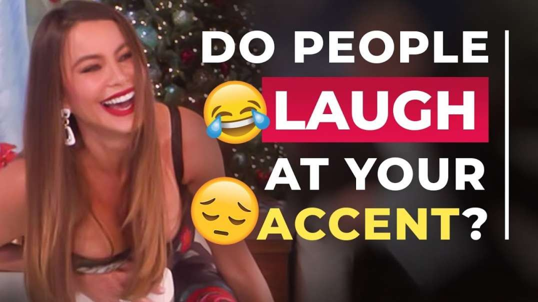 Speak English With Confidence, Fluency, and Clarity | Sofia Vergara and the Ellen Controversy