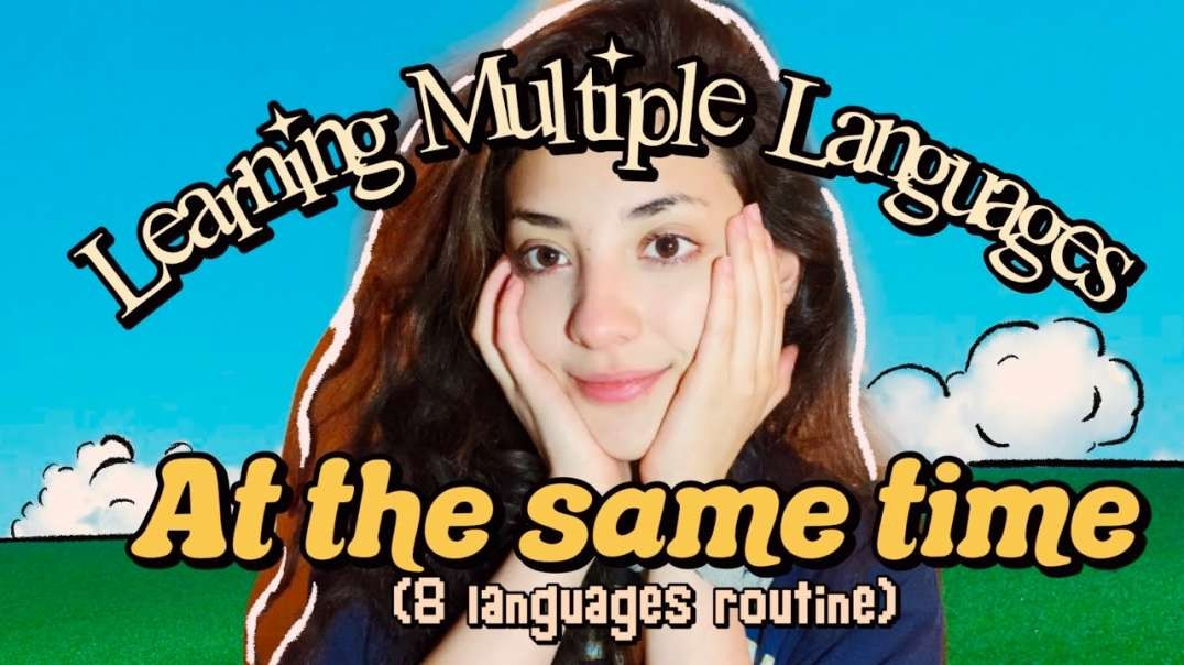 How polyglots maintain 8+ languages - Maintaining multiple languages at the same time