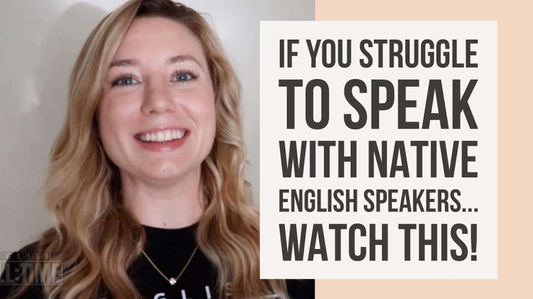 SIMPLE TIPS FOR BETTER CONVERSATIONS | Speaking With Native English Speakers