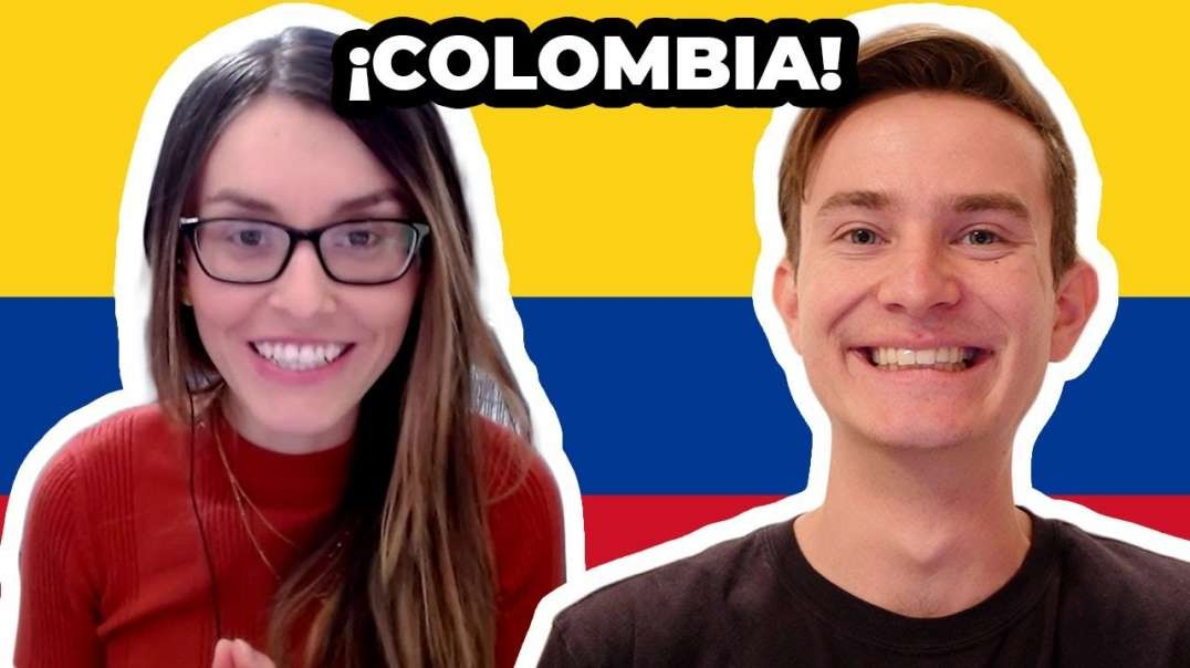Can YOU Guess These COLOMBIAN Phrases? (AND Spanish Tips!)