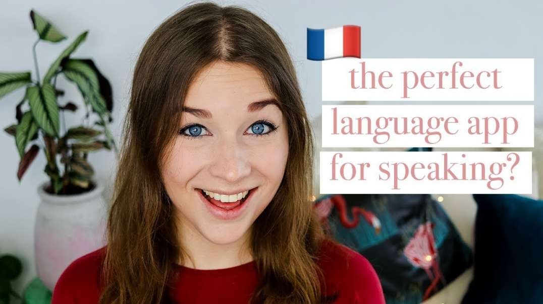 The best app for speaking a foreign language? Improving my French speaking skills + Speakly review