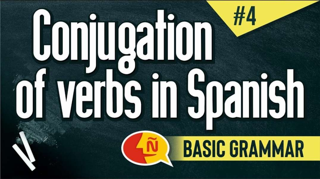 Learn how to conjugate verbs in Spanish in 20 minutes | Lesson for beginners