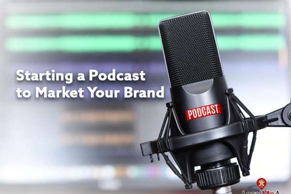 Starting a Podcast to Market Your Brand