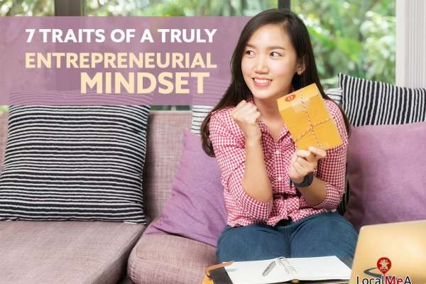 7 Traits Of a Truly Entrepreneurial Mindset - Audio Version