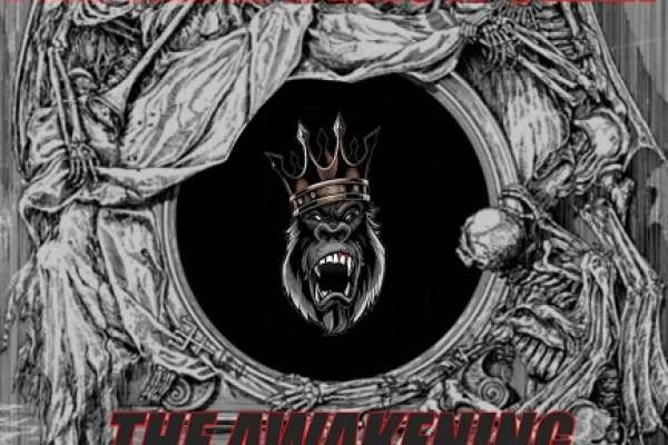 THE REAL BLACK CZAR - Black Gorilla VOL #1 !!