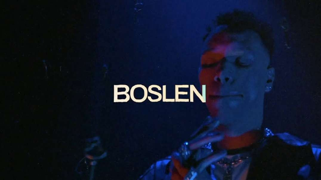 Boslen - Trip  Official Visualizer
