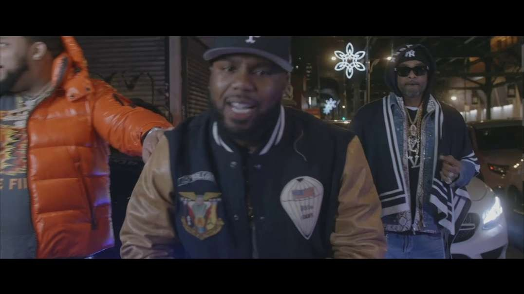 Tito Montana - Broadway 97  feat  Jim Jones  Dyce Payso   Official Video