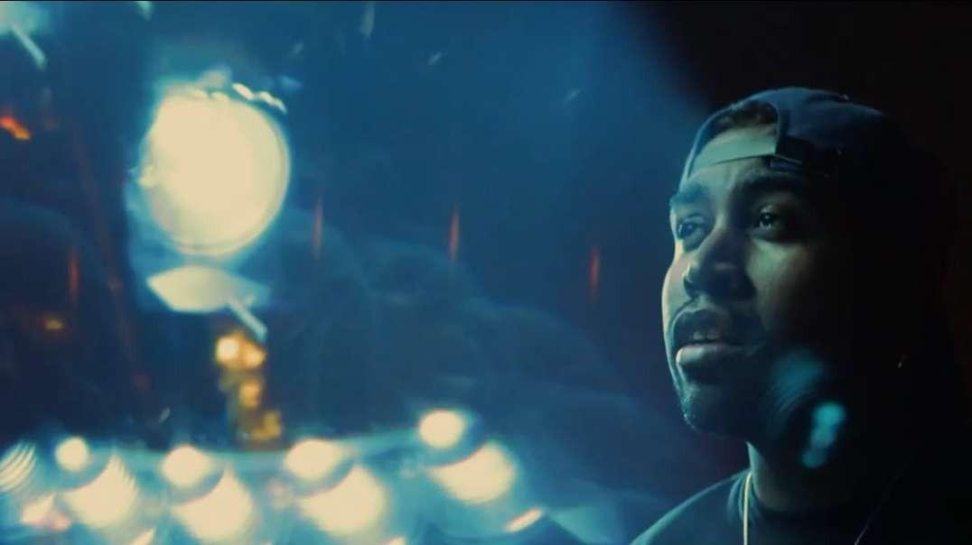 John William  Flautist - Night Drive feat  James Worthy   Big Gipp  Music Video